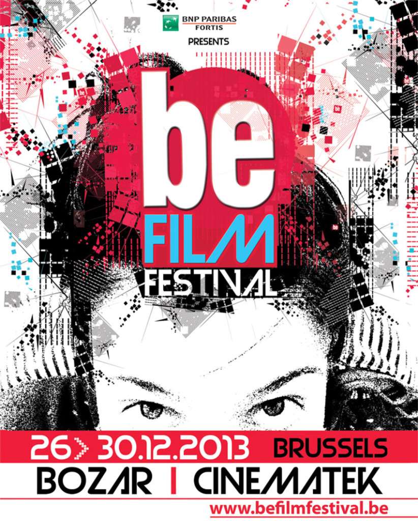 Affiche Be Film Festival 2013