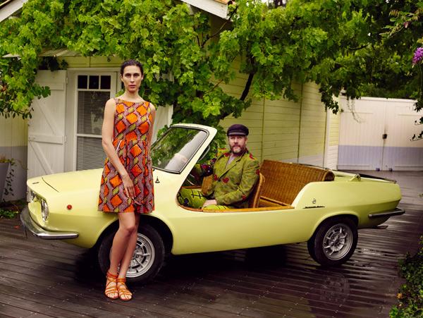 Fiat Shellete de Philippe Starck