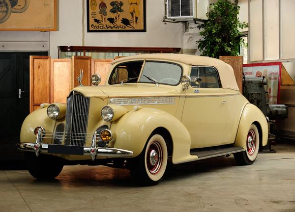 Packard Type 120 Steve Mc Queen