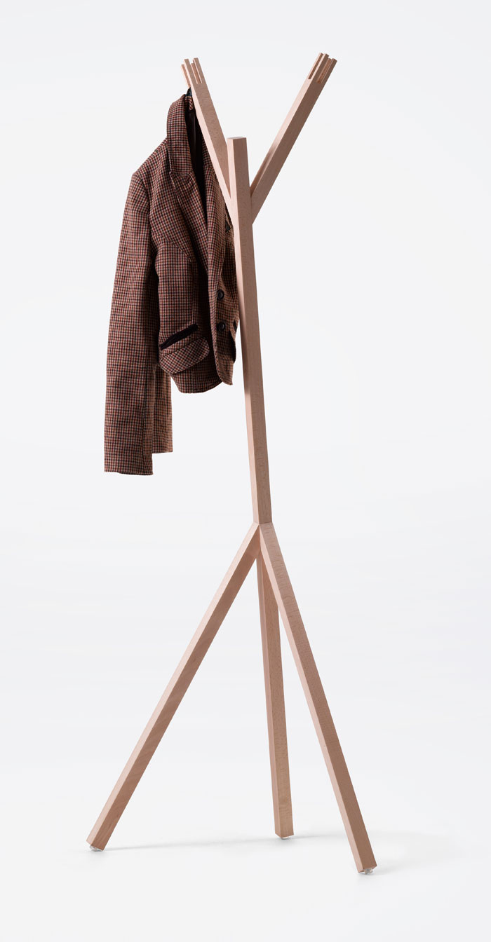 Firmin, le porte manteau