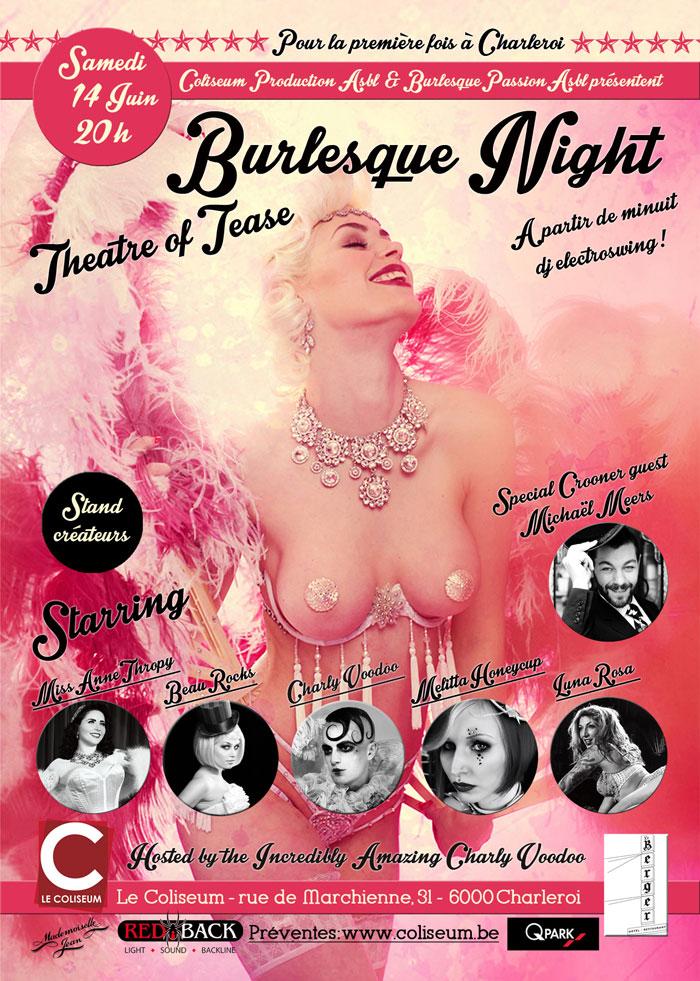 Burlesque-night