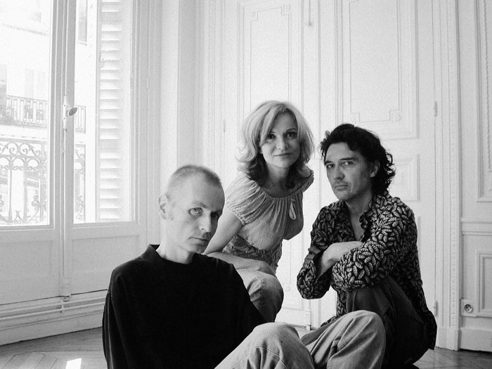 JAY ALANSKI, MARIE-FRANCE, JACQUES_DUVALL © photo : Jay Alanski