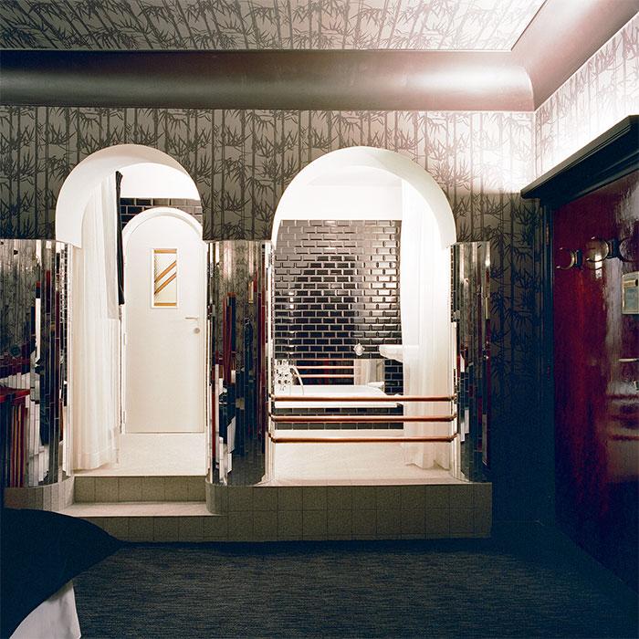 Hotel Le Berger © Marie-Françoise Plissart