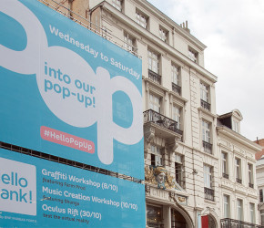 Pop-up-Hello-bank-une