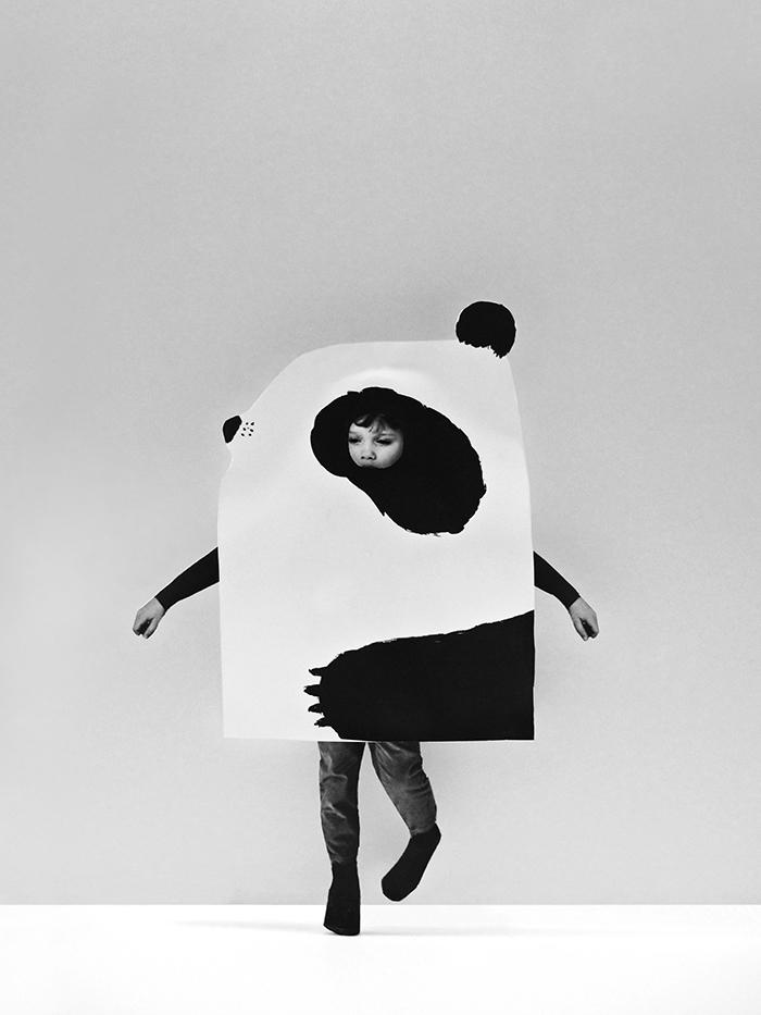 le bestiaire panda © Ionna Vautrin