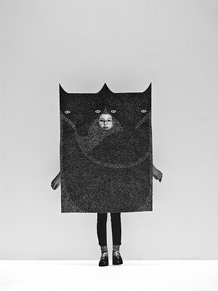 Le bestiaire renard Anne Lutz © Ionna Vautrin