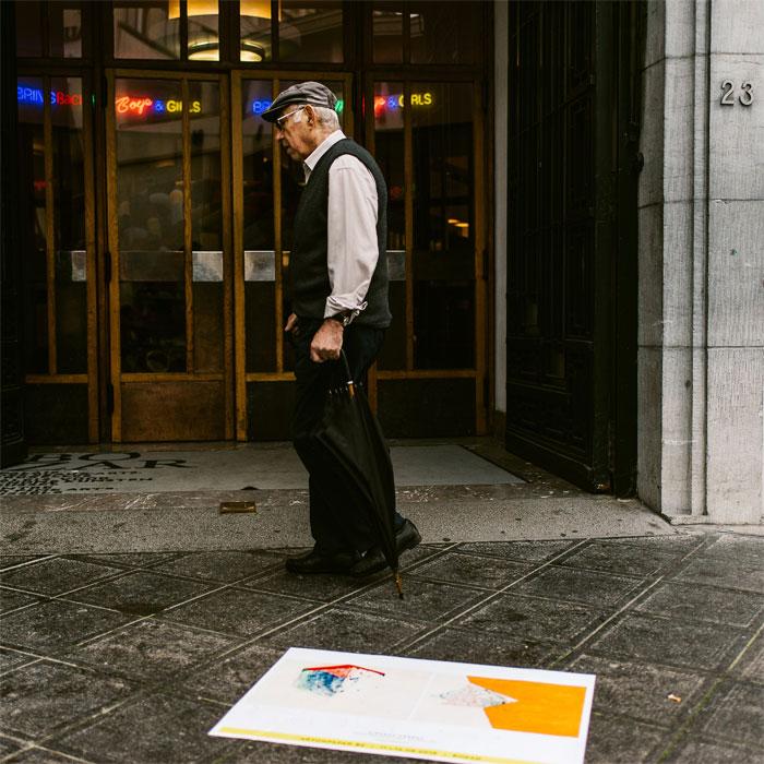 GALERIE PAPEL ART - Vincent Chenut – Rue  Ravensteinstraat 23, 1000 Bruxelles