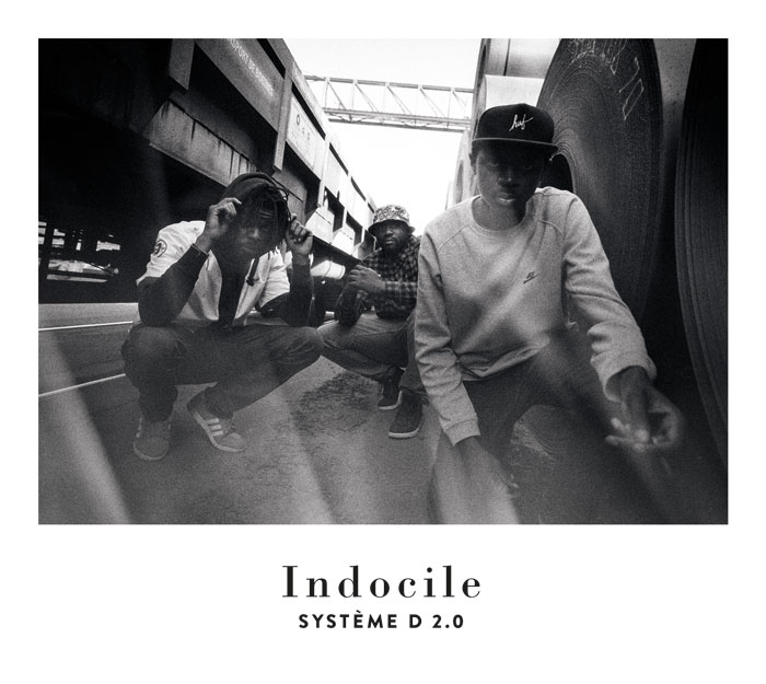 Indocile-Album