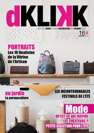 dKLIKK édition 16