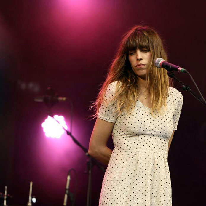 Lou Doillon © photo : Dominique Houcmant