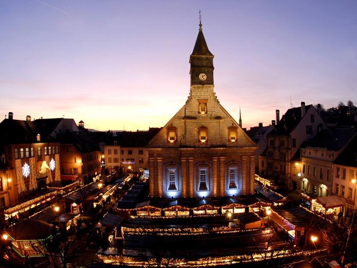 Franche Comté © Ville de Montbéliard / Denis Bretey