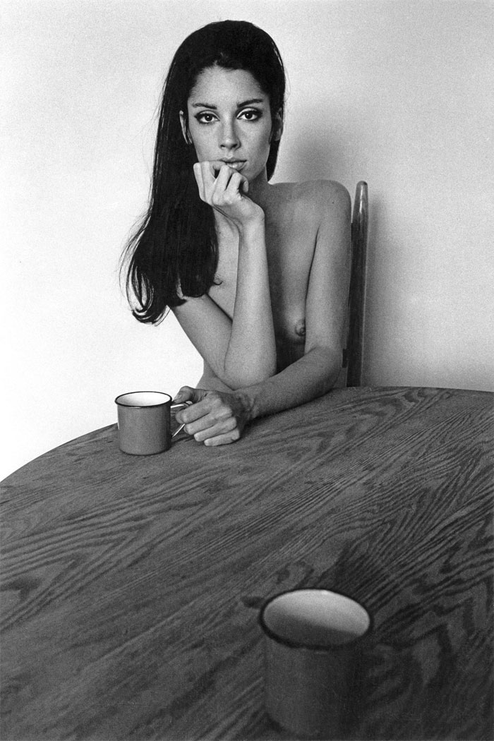 Jeanloup Sieff. Judy. New York, 1964. © Estate Jeanloup Sieff