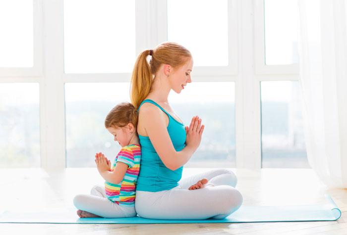 Yoga-famille