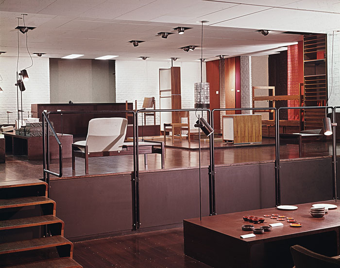 Panorama, le design belge de l'art nouveau aux années 1980 © Constantin Brodzki © ADAM - Art & Design Atomium Museum