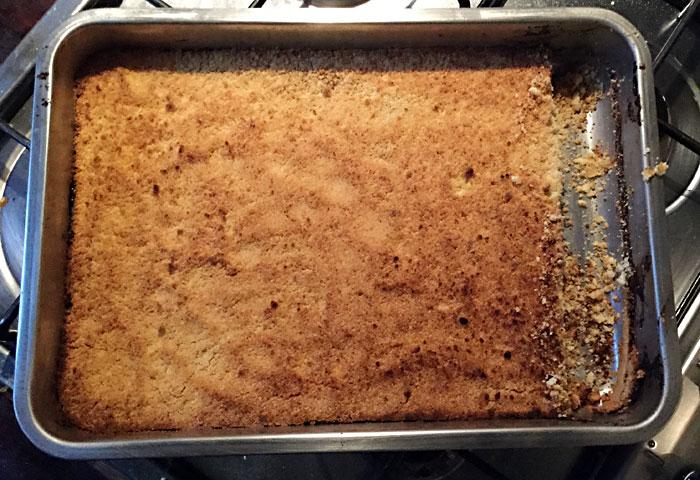 recette gâteau allemand