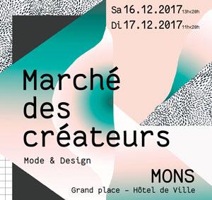 Marché des Créateurs Mons