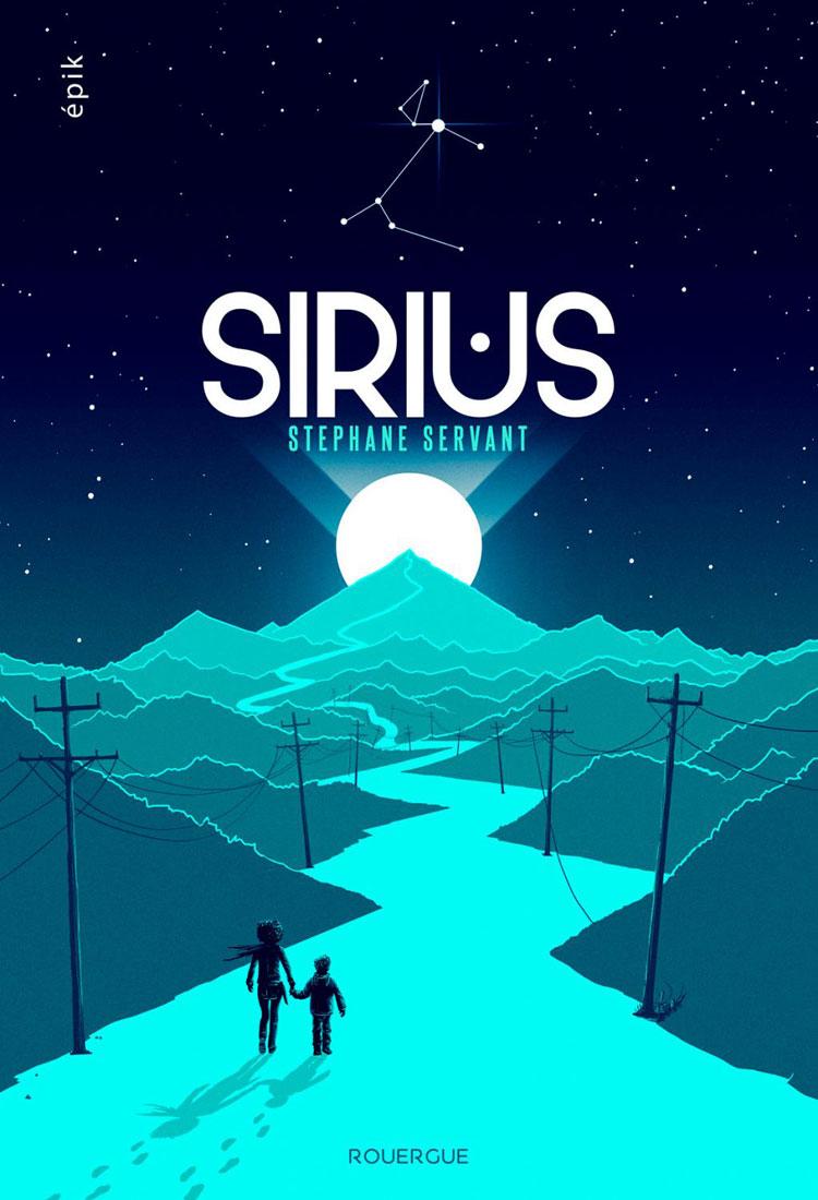 Lecture science fiction - Sirus de Stéphane Servant