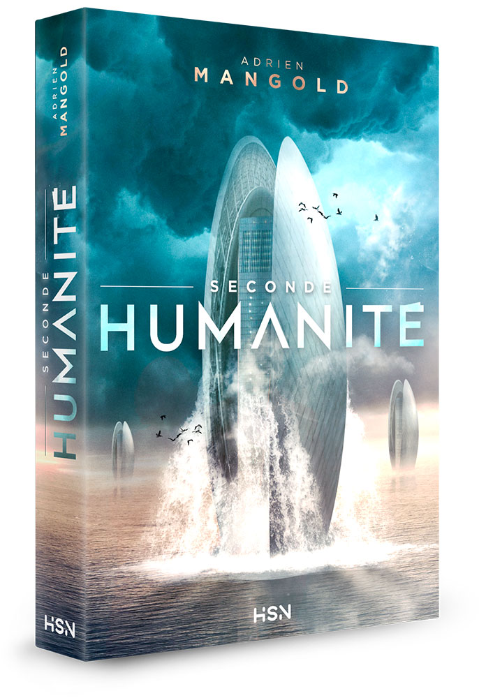 Lecture Yuyine, Adrien Mongold - Seconde Humanité - HSN