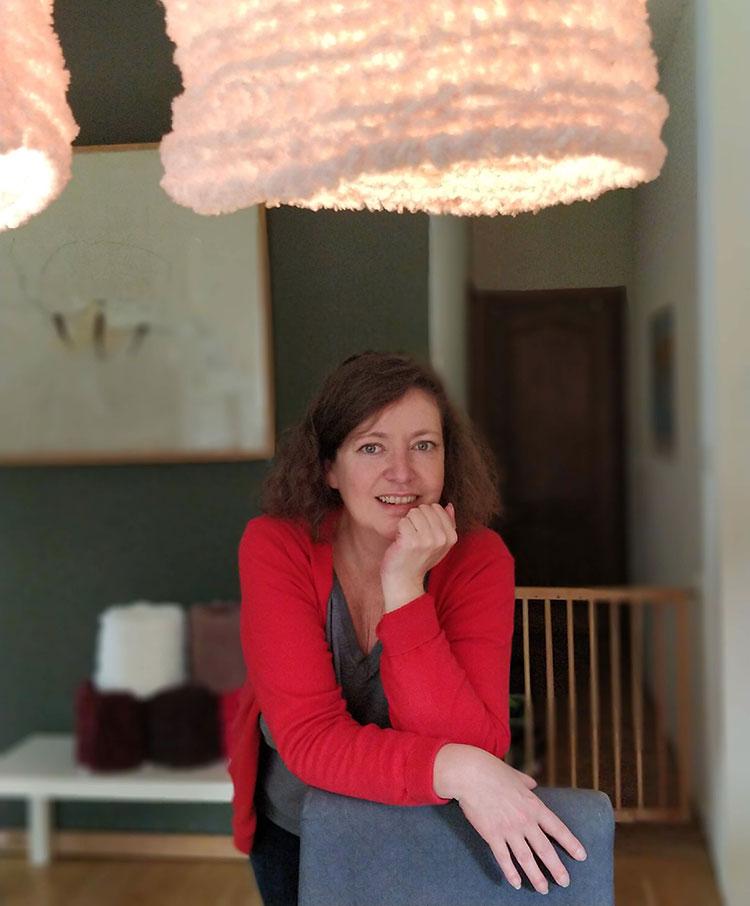 Isabelle Coudere - Portrait © Ingrid Hulsmans