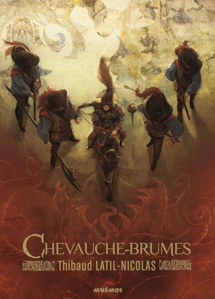 Lecture, les critiques de Yuyine. Chevauche-Brumes de Thibaud Latil-Nicolas